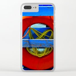 Lifering Clear iPhone Case