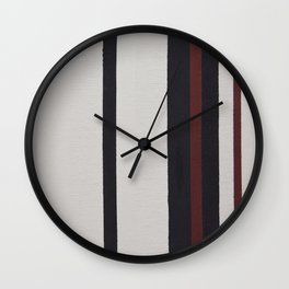 Abstract #4 Wall Clock
