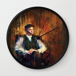 Thomas Shelby Wall Clock