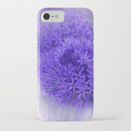 dreaming lilac -7- iPhone Case
