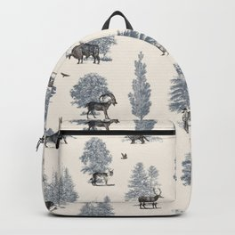 Where They Belong - Winter Backpack