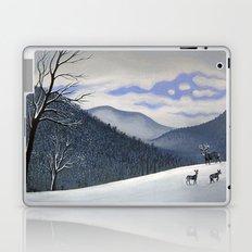 Snow Clearing Laptop & iPad Skin