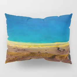 Earth in Full Color Pillow Sham