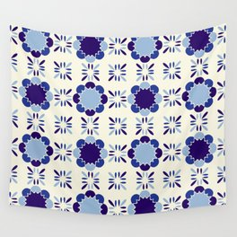 Portuense Tile Wall Tapestry