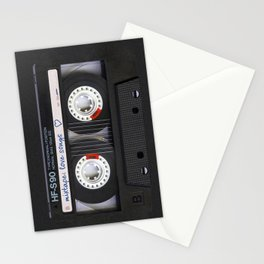Mixtape: Love Songs Stationery Cards
