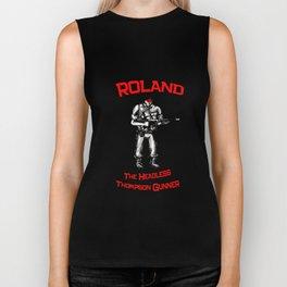 Roland The Headless Thompson Gunner Biker Tank