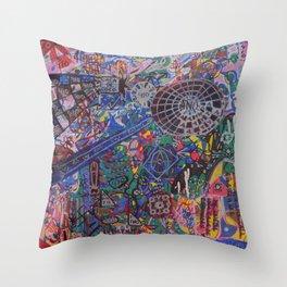 Sponge-Worthy Throw Pillow