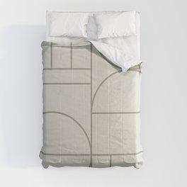 Deco Geometric 07A Comforters