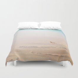A Glimpse of Heaven Duvet Cover