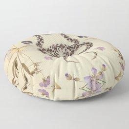 As Above So Below Floor Pillow