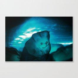 Submerged. Canvas Print
