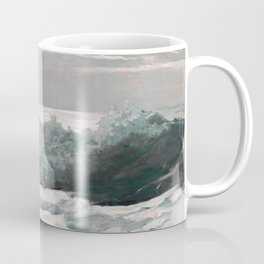 Early Morning After a Storm at Sea, WinslowHomer Coffee Mug