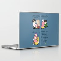 islam Laptop & iPad Skins featuring Women in Islam by SpreadSalam