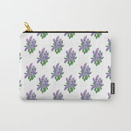 Lilacs: Syringa Carry-All Pouch