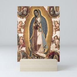 Virgin of Guadalupe, 1700 Mini Art Print