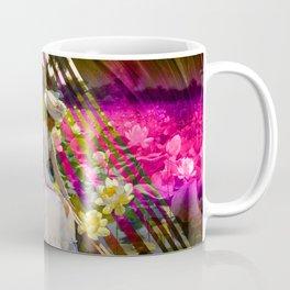 Summer Lotus Coffee Mug