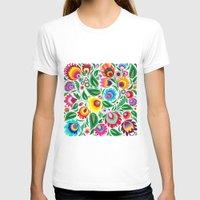 folk T-shirts featuring folk grassland by bachullus