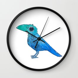 Birds aren't real Wall Clock