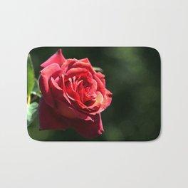 Chocolate Rose Bath Mat