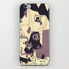 old discovery iPhone & iPod Skin