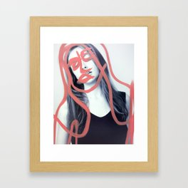 Madie Framed Art Print