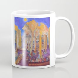 New College Palm Court Party Coffee Mug