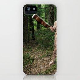 Devil is Fine iPhone Case