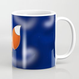Introducing a fox Coffee Mug