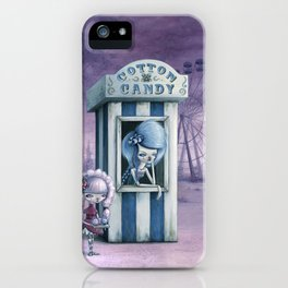 Cotton & Candy iPhone Case