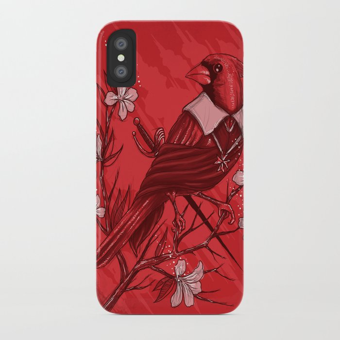 A Plot To Destroy The King iPhone Case