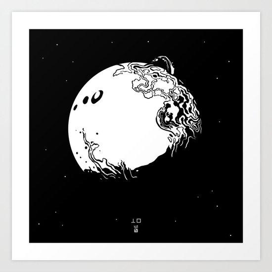 IO Art Print