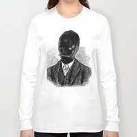 bdsm Long Sleeve T-shirts featuring BDSM II by DIVIDUS