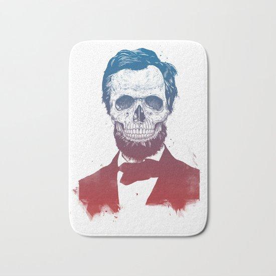 Dead Lincoln Bath Mat