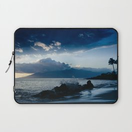 Polo Beach Dreams Maui Hawaii Laptop Sleeve