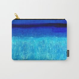 Blue Serenity Carry-All Pouch