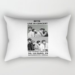 Rectangular Pillows by One Direction merch (& others) | Society6