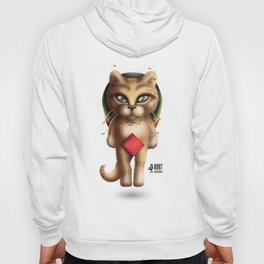 Rastaman Cat Hoody