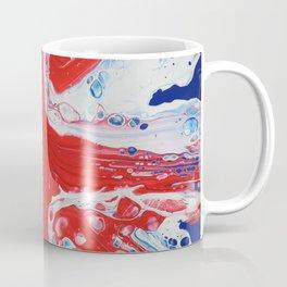 Abstract Union Jack Coffee Mug
