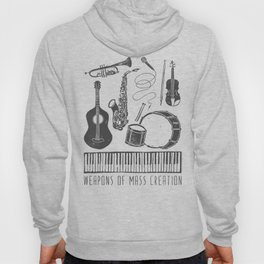 Weapons Of Mass Creation - Music (on paper) Hoody