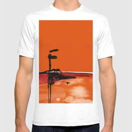 Introspection No. 20O by Kathy Morton Stanion T-shirt