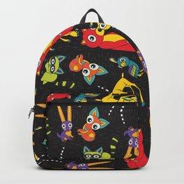 Oaxacan Animals Backpack