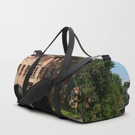 Old Architecture  Nuremberg Duffle Bag