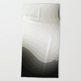 Edged Out Beach Towel
