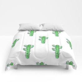 Saguaro Love II PATTERN Comforters