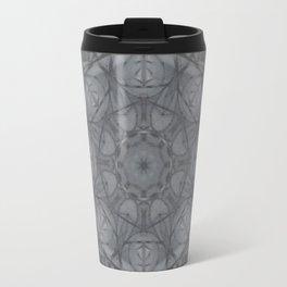 Mandala of My Indigo Light Travel Mug