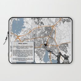 Atlas of Inspiring Protests; VÄXJO Laptop Sleeve