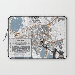 Atlas of Inspiring Protests; VÄXJO Laptop Sleeve