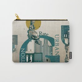Live in the city 2 Carry-All Pouch