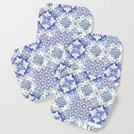 Azulejo VIII - Portuguese hand painted tiles Coaster