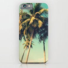 tropical trees in florida Slim Case iPhone 6s